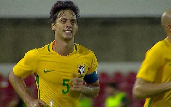 Rodrigo Caio está na lista de suplentes de Tite