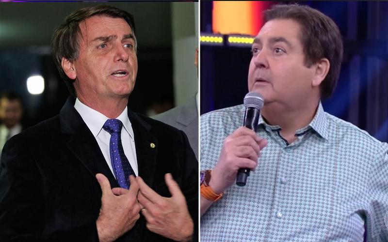 O que deu em Faustão? ele desobedeceu a Globo e defende Bolsonaro ao vivo