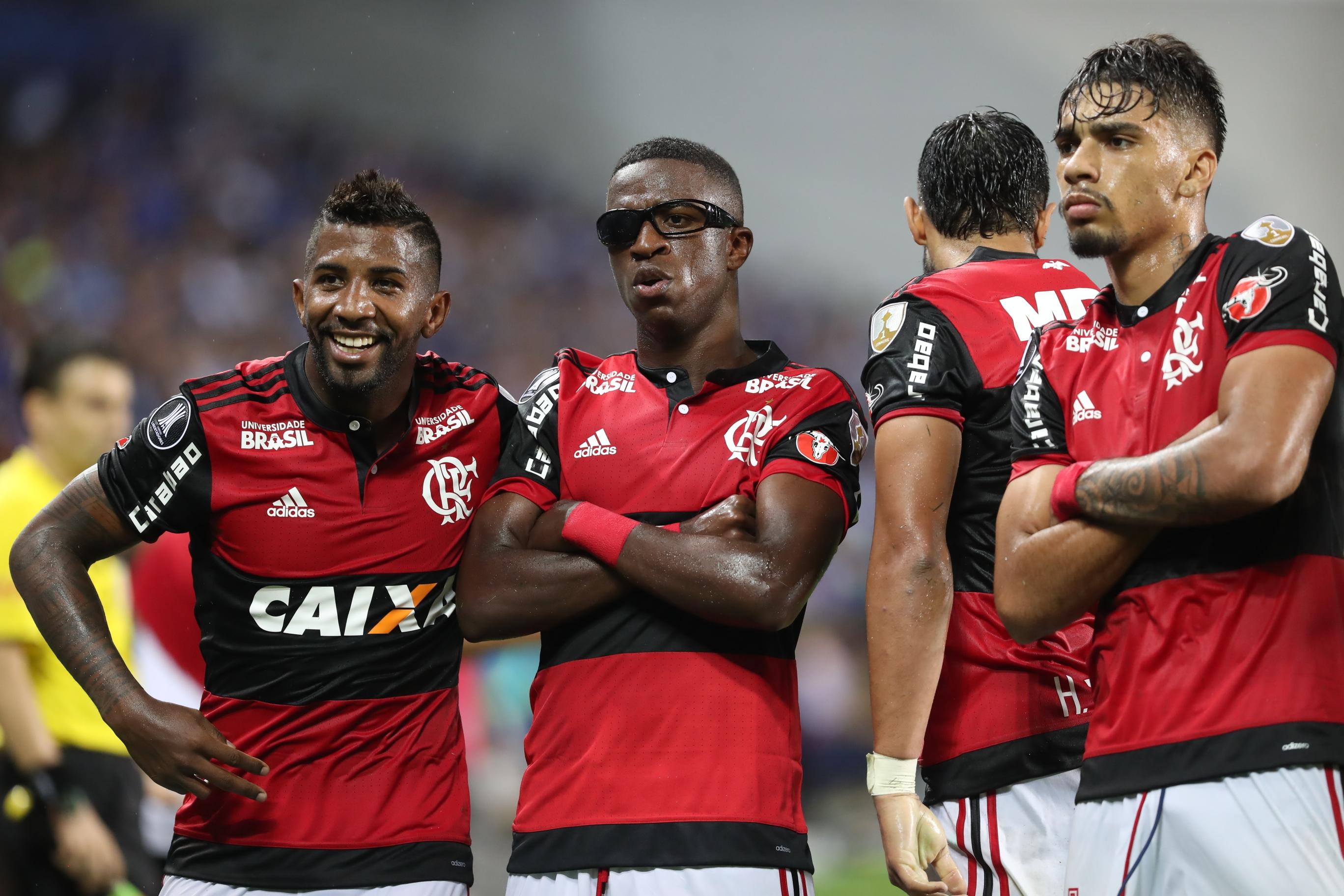 238b137f15 Jogador destaque do Flamengo está na mira do Liverpool