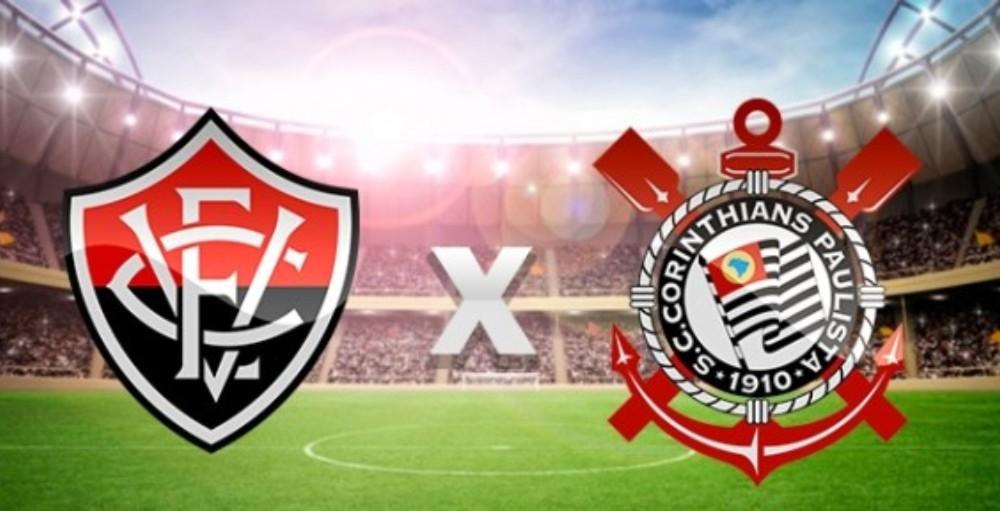 08d3f7b27a Saiba como assistir Corinthians x Vitória ao vivo  online ou pela TV ...
