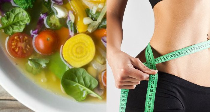 dieta para perder peso e barriga em uma semana