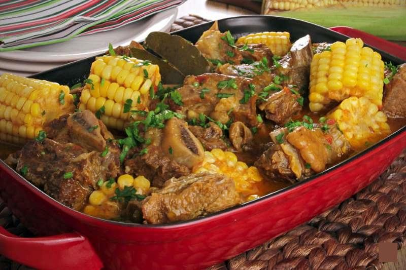 Tem Na Web - Confira essa deliciosa receita de costela com milho na panela de pressão