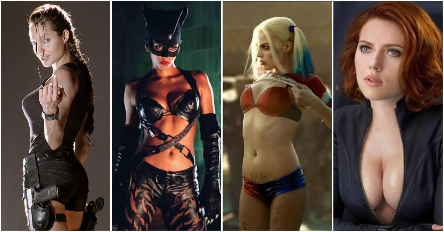 Tem Na Web - As 10 heroínas e vilãs mais sensuais do cinema