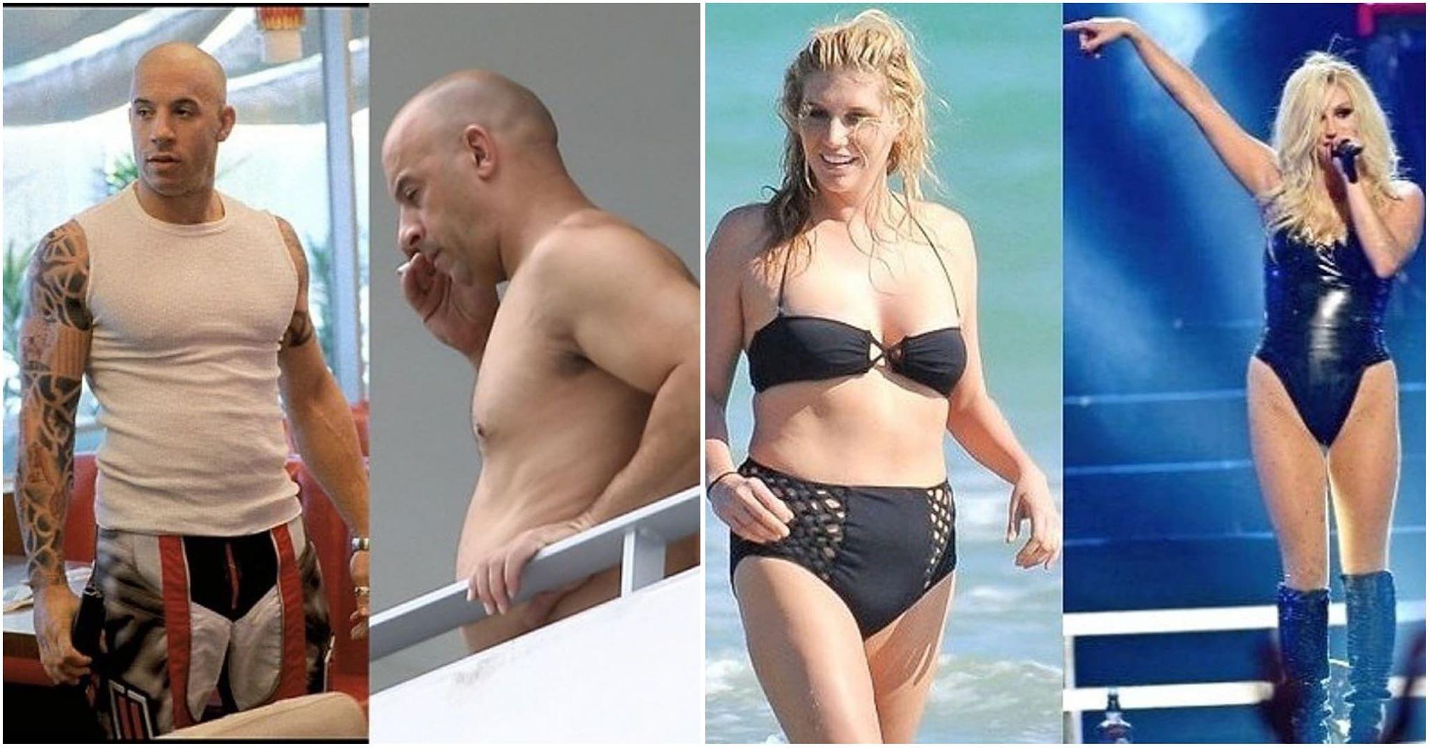Tem Na Web - 13 celebridades que tinham os corpos mais invejados, mas pararam de fazer dieta