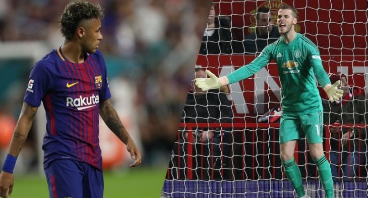 e53b56fd5d Ida de De Gea para o PSG pode forçar venda de Neymar para o Real
