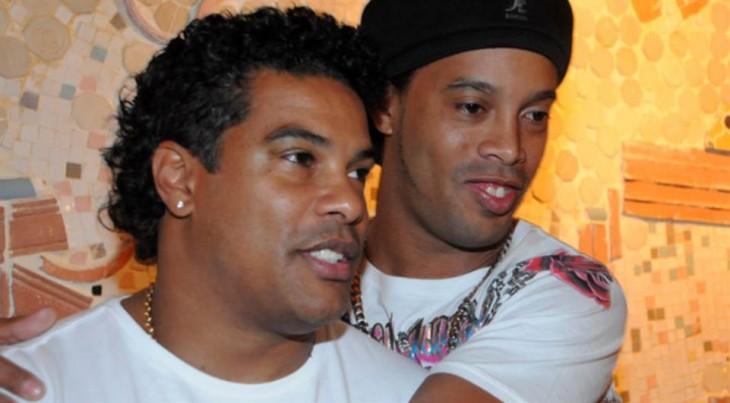 Tem Na Web - Justiça determina que passaporte de Ronaldinho Gaúcho e irmão sejam apreendidos