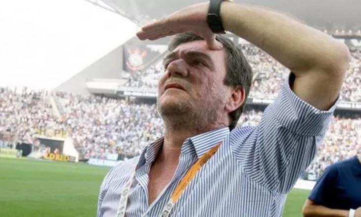 Tem Na Web - Corinthians pede quase R$ 40 milhões para fechar com patrocinador master