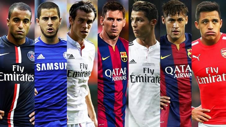 Tem Na Web - 15 jogadores do futebol europeu que estarão livres para o mercado em janeiro de 2019