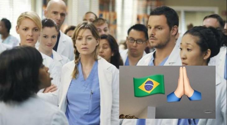 Tem Na Web - Estrela de Greys Anatomy manda recado ao Brasil e enlouquece os fãs