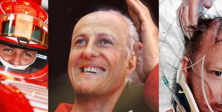 Tem Na Web - Schumacher sai do coma e emocionante notícia comove o mundo