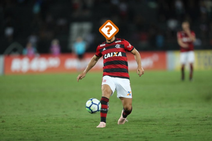 Veja quem foi escolhido pela torcida como o melhor jogador do Flamengo de  2018 44a2259f2faf6