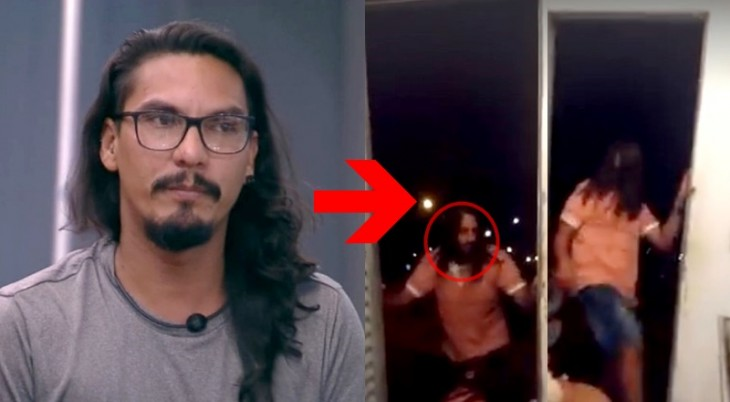 Tem Na Web - Vídeo mostra Vanderson do BBB batendo na namorada até ela não aguentar mais?