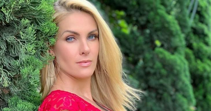 Emocionada, Ana Hickmann revela problema de saúde do sobrinho e comove fãs f8957f859a