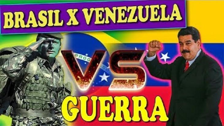 Tem Na Web - Guerra à vista? PT acusa governo Bolsonaro de incitar ?golpe de estado? na Venezuela; veja
