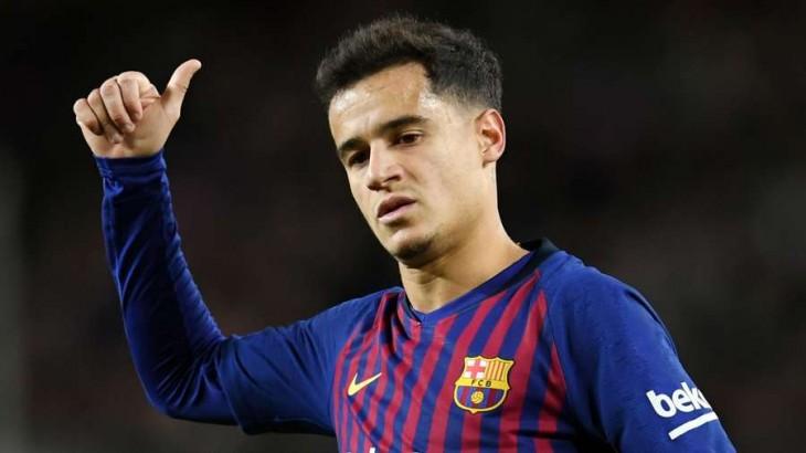 Tem Na Web - Philippe Coutinho apronta em Barcelona: de saída