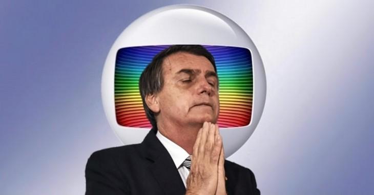 Tem Na Web - Globo derruba programação, anuncia morte de Bolsonaro e exige saber quem matou