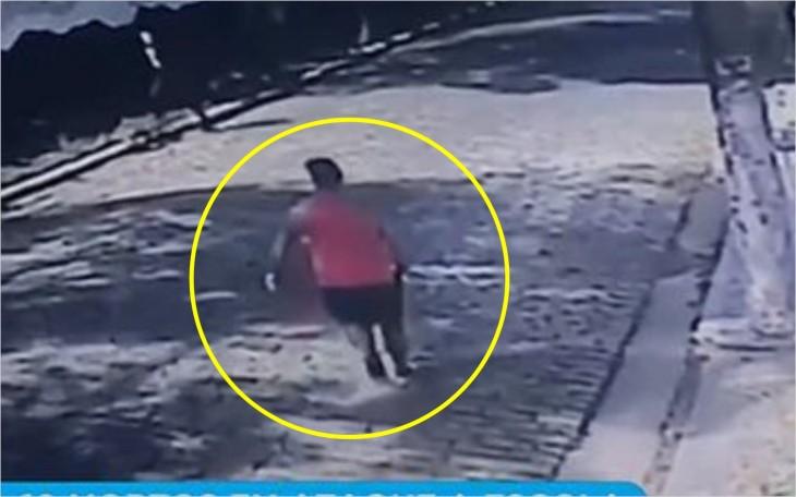 Masacre De Suzano: Vaza Vídeo Do Policial Civil Herói De Suzano Que Impediu