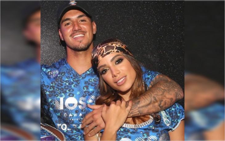 Vídeo: Após Beijo Em Neymar No Carnaval, Anitta é Flagrada