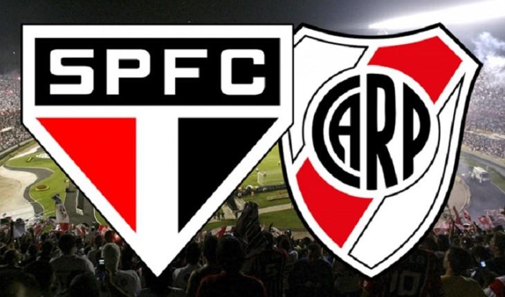 São Paulo x River Plate: local, data, escalação e arbitragem