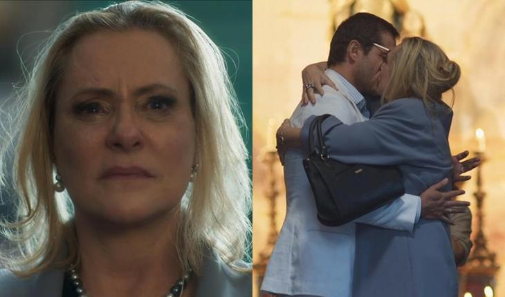 Resultado de imagem para A novela O Sétimo Guardião vem dando o que falar: Mãe beijao próprio filho na boca e internautas reagem
