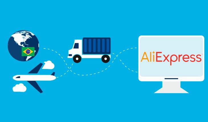 0ceb0892e AliExpress anuncia entregas mais rápidas para o Brasil  saiba novo prazo