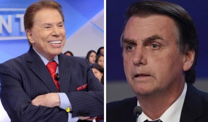 Silvio Santos, faz dura critica  ao presidente Jair Bolsonaro, no cara á cara