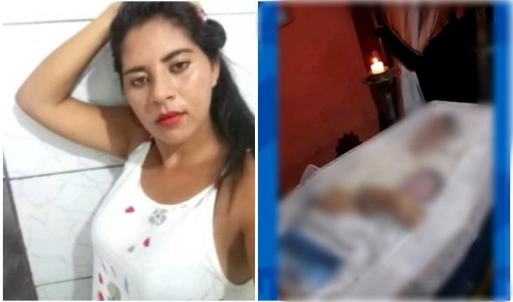 Resultado de imagem para Mãe e bebê morrem durante trabalho de parto; 'eu tinha bastante sonho com a minha esposa'