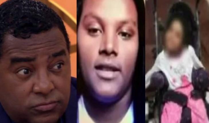"""Filha de Luiz Carlos, do """"Raça Negra"""", diz que é ignorada pelo pai ..."""